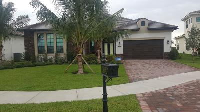 Boynton Beach Single Family Home For Sale: 9283 Grand Prix Lane