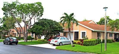 Boca Raton Condo For Sale: 8267 Summerbreeze Lane #D