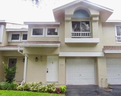 Deerfield Beach Rental For Rent: 2276 Discovery Circle