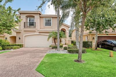 Boynton Beach Single Family Home For Sale: 8909 Morgan Landing Way