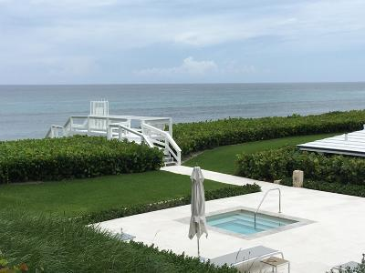 Enclave Of Palm Beach Condo Condo For Sale: 3170 S Ocean Boulevard #301n