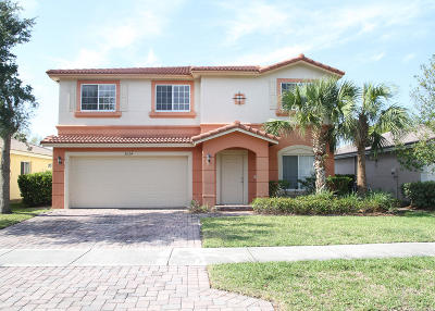 Port Saint Lucie Single Family Home For Sale: 2024 Marblehead Way