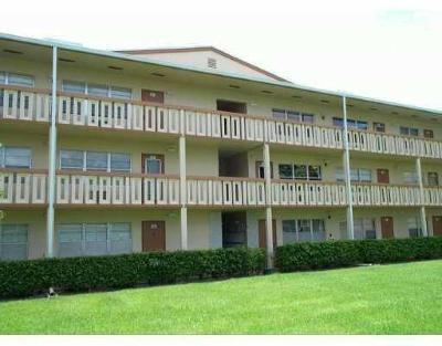 Boca Raton Condo For Sale: 108 Suffolk C