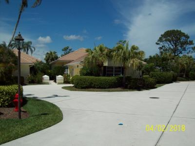 Palm City Single Family Home Contingent: 2203 NW Seagrass Drive