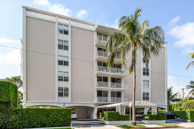 Palm Beach Condo For Sale: 354 Chilean Avenue #2a
