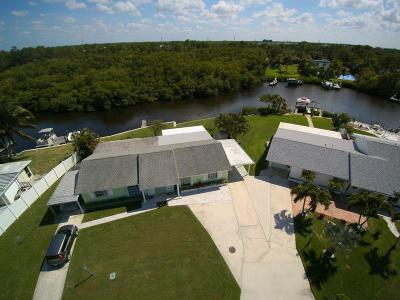 Jupiter Single Family Home For Sale: 1118 Stillwater Drive
