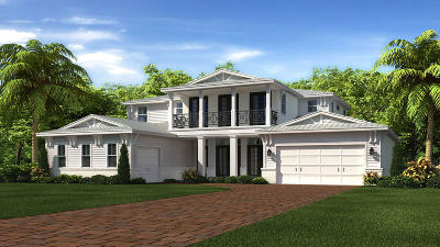 Palm City Single Family Home For Sale: 13196 NW Wheaton Lane