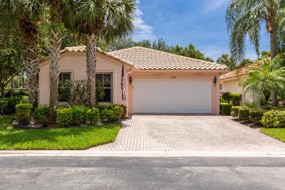 Boynton Beach Single Family Home For Sale: 11900 Rosetree Terrace