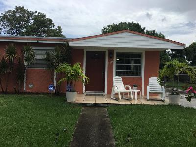 Miami Single Family Home Contingent: 5470 NW 175th Street