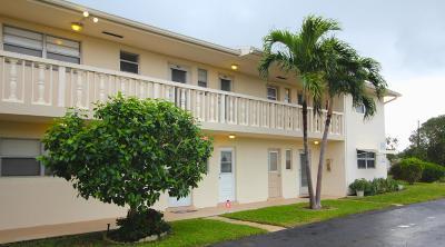 Boynton Beach Single Family Home For Sale: 108 NE 20th Avenue #205