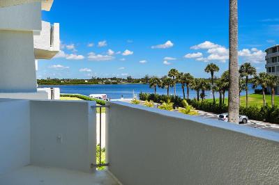 Palm Beach Condo For Sale: 2773 S Ocean Boulevard #211