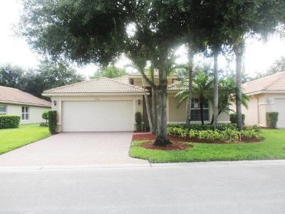 Boynton Beach Single Family Home For Sale: 12180 La Vita Way