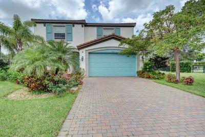 Royal Palm Beach Single Family Home For Sale: 2201 Arterra Court