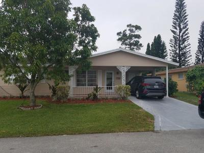 Tamarac Single Family Home For Sale: 5104 NW 53 Street