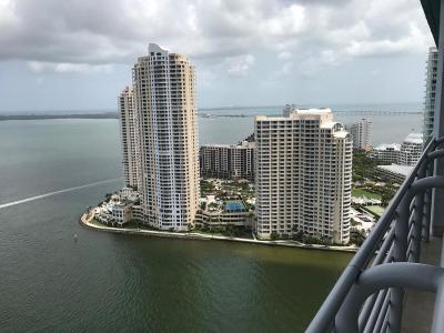 Miami Condo For Sale: 335 S Biscayne Boulevard #3612