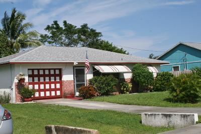 Stuart Single Family Home For Sale: 4877 SE Isabelita Avenue