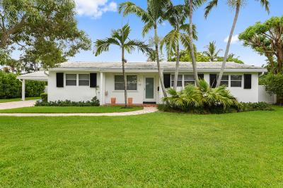 West Palm Beach Single Family Home For Sale: 221 Miramar Way
