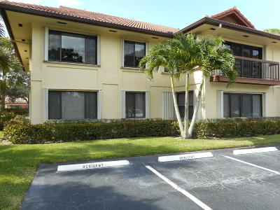 Palm Beach Gardens Rental For Rent: 1107 Duncan Circle #101