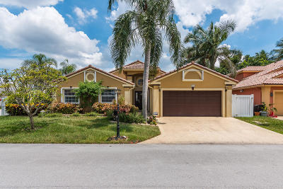 Deerfield Beach Single Family Home Contingent: 4741 NW 5th Court