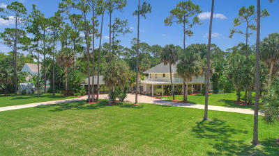 West Palm Beach Single Family Home For Sale: 8623 Thousand Pines Court