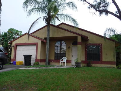 Stuart Single Family Home For Sale: 5831 SE Wilsie Drive