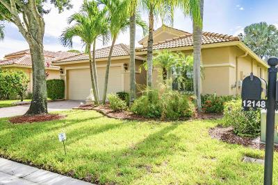 Boynton Beach Single Family Home For Sale: 12148 La Vita Way