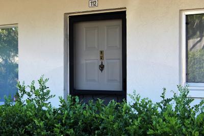 Lake Worth Condo For Sale: 3178 Via Poinciana #112