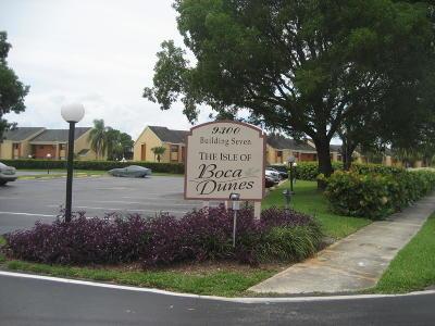 Boca Raton Condo For Sale: 9300 SW 8th Street #211