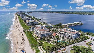 Palm Beach Condo For Sale: 3000 S Ocean Boulevard #301