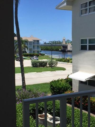 Boynton Beach Condo For Sale: 230 Horizons E #207