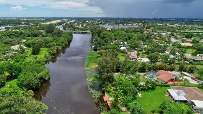 West Palm Beach Single Family Home For Sale: 500 Santa Fe Road