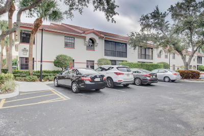 Boynton Beach Condo For Sale: 5139 Floria Way #I