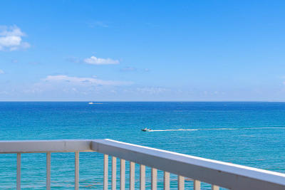 Singer Island Condo For Sale: 5280 Ocean Drive #3-A