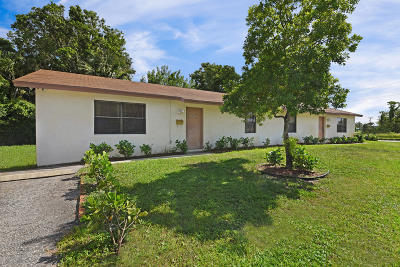 Delray Beach Multi Family Home For Sale: 265 NE 12th Street