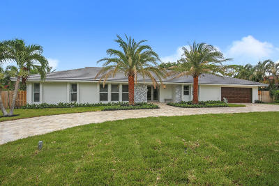 Palm Beach Farms, Palm Beach Farms Co 10 Of North Deerfield Pb6p1 Single Family Home Contingent: 940 SW 14th Drive