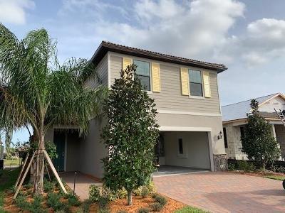 Port Saint Lucie Single Family Home For Sale: 641 SE Monet Drive