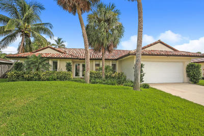 Palm Beach Farms, Palm Beach Farms Co 10 Of North Deerfield Pb6p1 Single Family Home For Sale: 1461 SW 16th Street