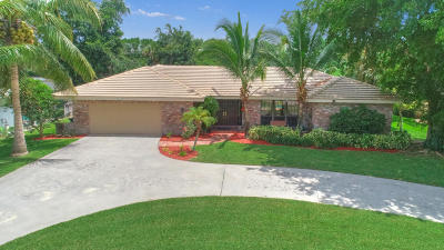 Estancia West, Estates Boca Lane, Estates Section, The Estates Single Family Home For Sale: 20877 Escudo Drive