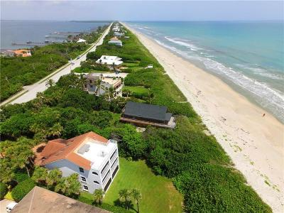 Indian River County Single Family Home For Sale: 12510 Highway A1a