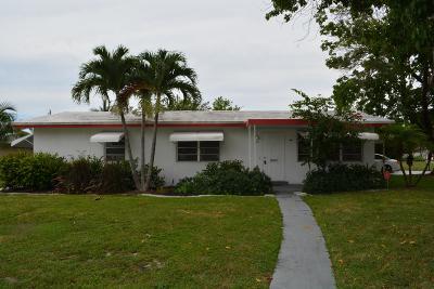 Boca Raton Single Family Home Contingent: 200 NE 3rd Court