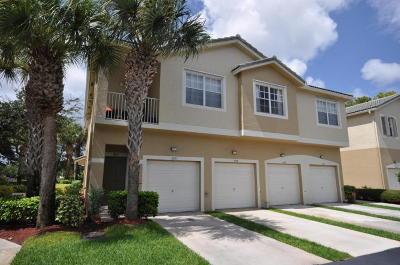 Greenacres FL Townhouse For Sale: $159,900