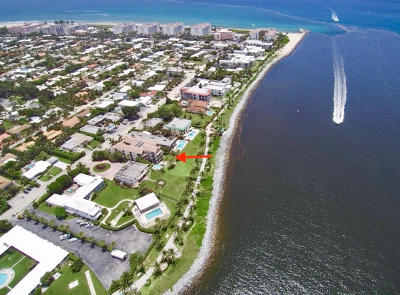 Palm Beach Shores Rental For Rent: 314 Inlet Way #303