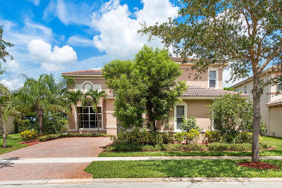 Boynton Beach Single Family Home For Sale: 9501 Cobblestone Creek Drive