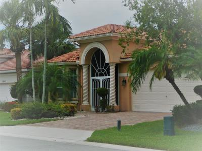Boynton Beach Single Family Home For Sale: 12637 Via Ravenna