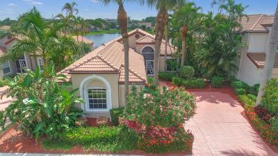 Boca Raton Single Family Home For Sale: 22578 Esplanada Drive