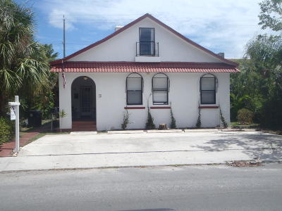 Lake Worth Multi Family Home For Sale: 18 S Palmway #A