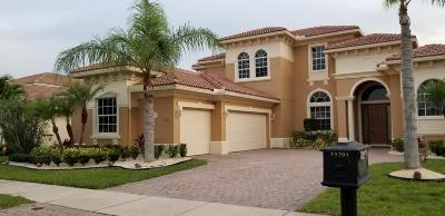 Port Saint Lucie Single Family Home For Sale: 11701 SW Rossano Lane