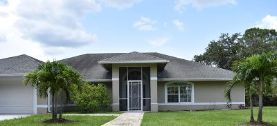 West Palm Beach Single Family Home For Sale: 12288 82nd Lane