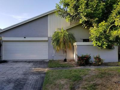 Delray Beach Single Family Home For Sale: 1945 NW 9th Street