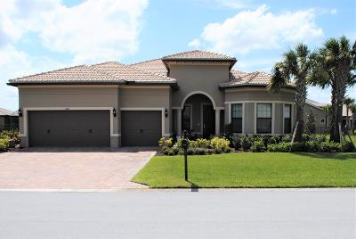 Palm City Single Family Home For Sale: 826 SW Headwater Drive